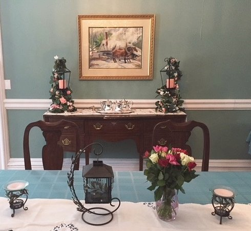 Marble Mansion Inn: Dining Room