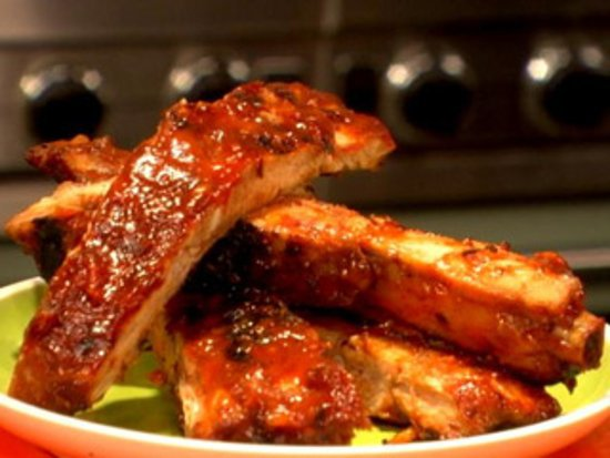 Zion, IL: Our award winning BBQ Ribs are one of Callie's most popular entrees.