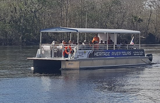 ‪St. Johns River Heritage River Tours‬