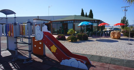 Balsicas, Spanien: Parque infantil