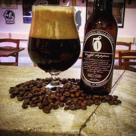 La Bottega Matta : Caffè Doppio Brasseria della Fonte