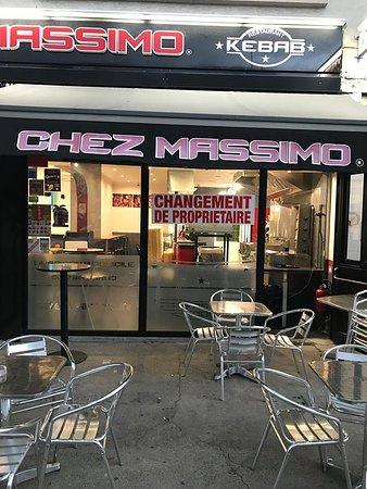 Sarcelles, Fransa: Chez Massimo