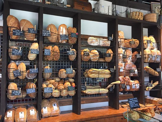 Casselberry, FL: Bread rack