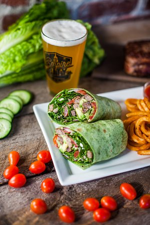 Parry's Pizzeria and Bar: Wraps & Craft Beer