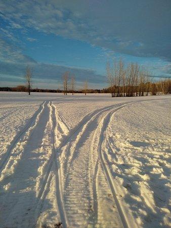 Pierreville, Kanada: Gite du Maudit Français