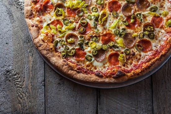 Parry's Pizza, Castle Rock - Menu, Prices & Restaurant