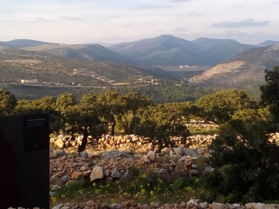 Pyrgi, اليونان: Εξωτερικός Χώρος 1