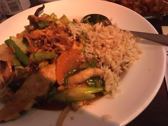 Khao Asian Street Food: Dinner