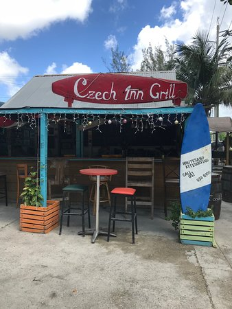 Bodden Town, Grand Cayman: Our favorite restaurant we went to on the island