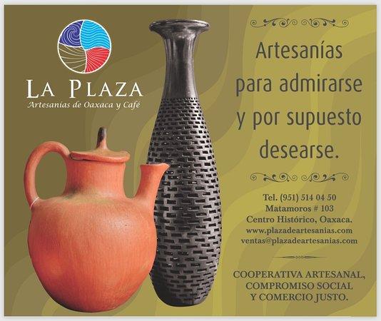La Plaza Artesanias de Oaxaca y café
