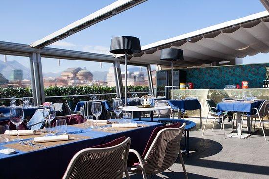 Dalle nostre terrazze potrai godere dello splendido centro storico ...
