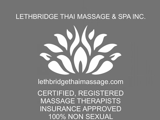 LETHBRIDGE THAI MASSAGE & SPA INC