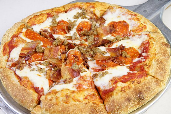 Palace Buffet: Meat Lovers Pizza