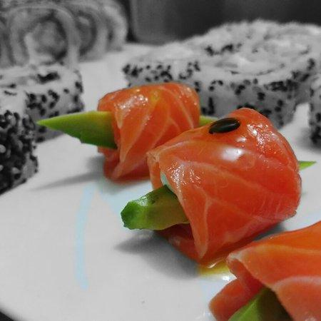 Concepcion, Argentina: Aspid Sushi