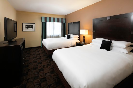 Red Lion Inn & Suites Saraland: Two Queen Beds Suite