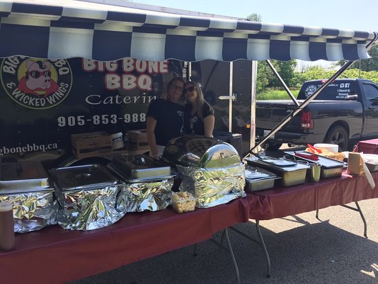 Keswick, Canada: We do catering !!! Let us make your next event a BIG success !