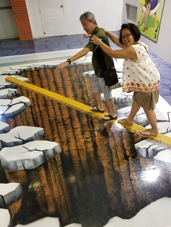 Manila Trickeye Museum