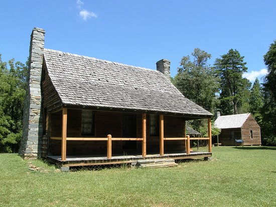 Morrow Mountain State Park: Francis Kron was the first formally-trained doctor in the Carolina Piedmont.