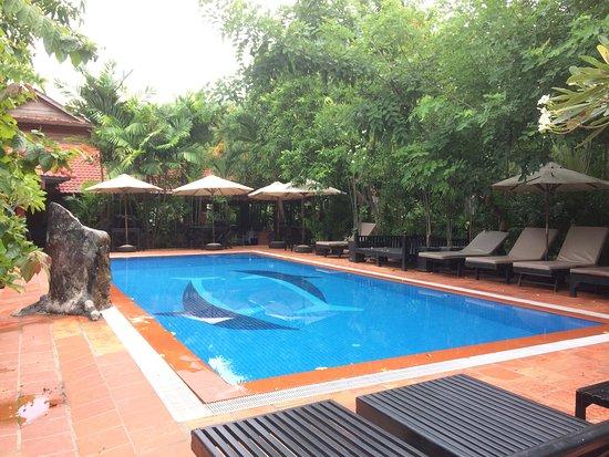 Sonalong Boutique Village & Resort: Pool Oasis of calm