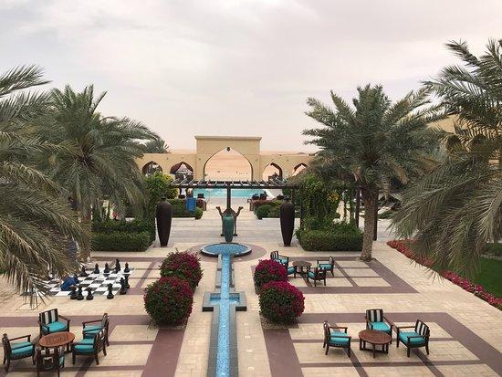 Madinat Zayed, United Arab Emirates: Hotel pool