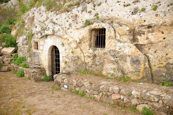 Eremo Bizantino di Santa Febronia (ingresso) Palagonia