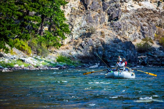 Idaho River Journeys: September fly fishing.