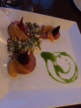 Tabernash, CO: Beet Salad...