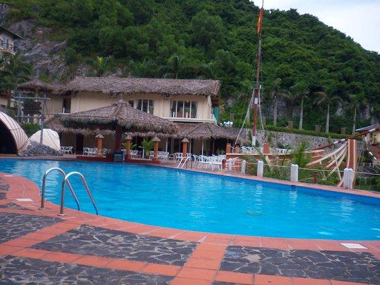 Piscina Picture Of Catba Island Resort Spa Cat Ba