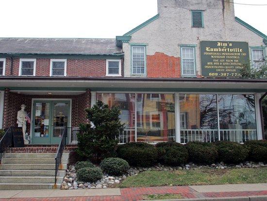 Lambertville, نيو جيرسي: Jim's of Lambertville