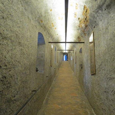Messner Mountain Museum Ripa: Il corridoio della meditazione