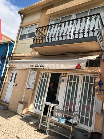 Cafe Vapor Resmi