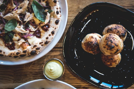 Best Pizza Outside Italy Wood Fire Smoke Wilmslow
