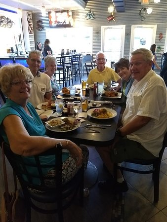 Fish Tale Grill by Merrick Seafood: Great Dinner!