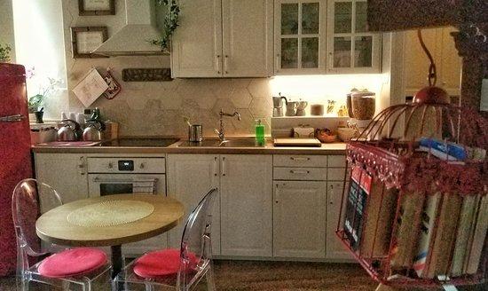 Campanella3: cucina