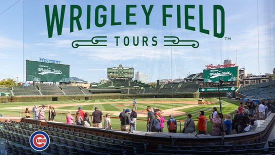 ‪Wrigley Field Tours‬
