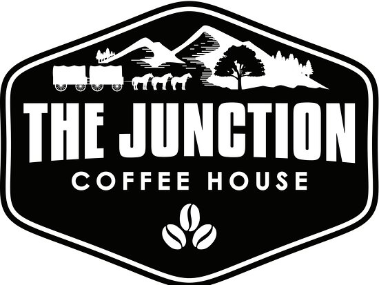 "Клинтон, Канада: The new name and logo...was ""Clinton Coffee House"" but now called ""The Junction Coffee House"""