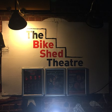 The Bike Shed Theatre and Cocktail Bar: photo0.jpg