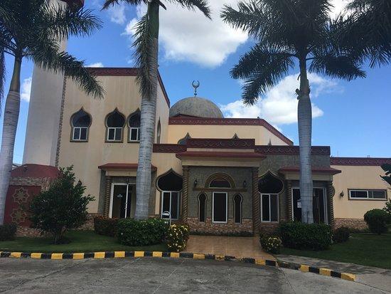 Managua, Nicaragua: outside view of the Masjid