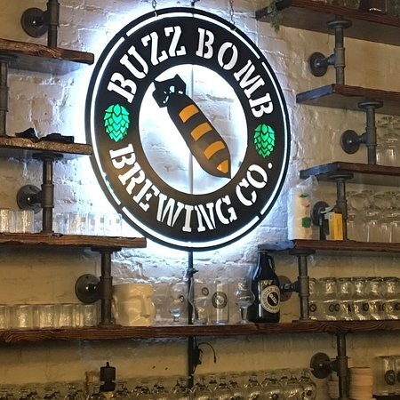 ‪Buzz Bomb Brewing Co‬