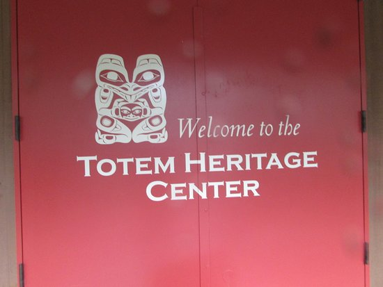 eeasy to identify picture of totem heritage center ketchikan