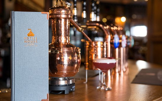 Moira, UK: Gastropub Distillery