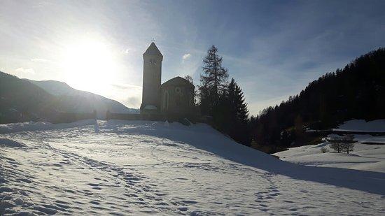Kirche St. Maria Lantsch/Lenz
