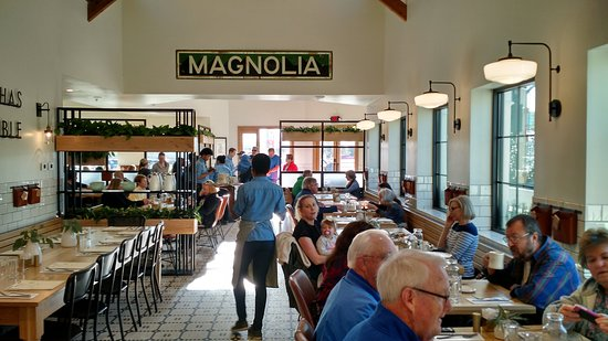 Another Inside View Picture Of Magnolia Table Waco TripAdvisor - Magnolia table restaurant