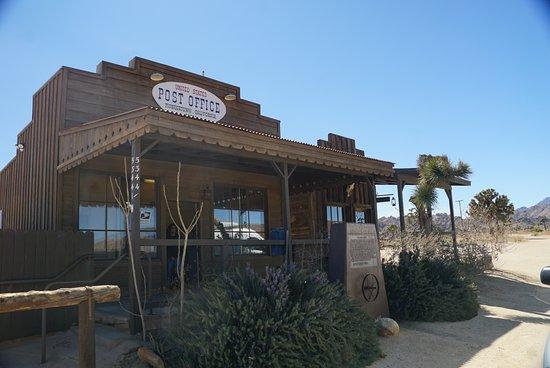 Pioneertown, كاليفورنيا: Post Office