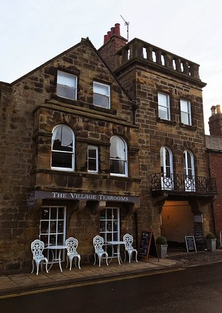 The Village Tearoom Alnmouth Restaurant Reviews Phone