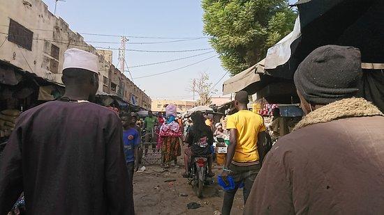 Bamako Artisan Market: マーケッット