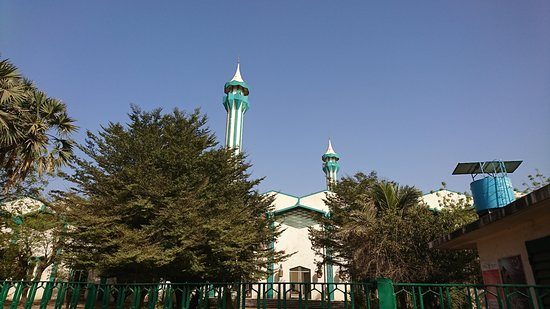 Bamako Grand Mosque照片