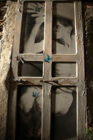 Valloria, Italia: porta
