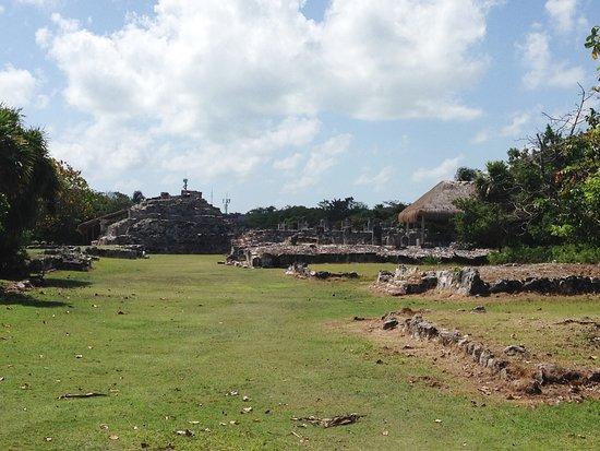 Ruines El Rey (Zona Arqueologica El Rey) : El Rey