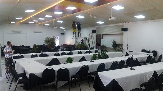 The Melanesian Port Vila: Conference room facilities at the Melanesian